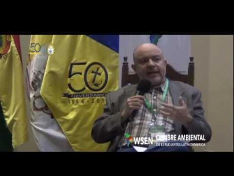 WSEN Cumbre Ambiental de estudiantes Latinoamerica - Conversatorio con E...