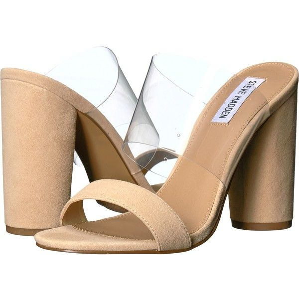 e1e0d0c68527 Steve Madden Cheers (Tan Suede) Women's Shoes ($100) ❤ liked on Polyvore