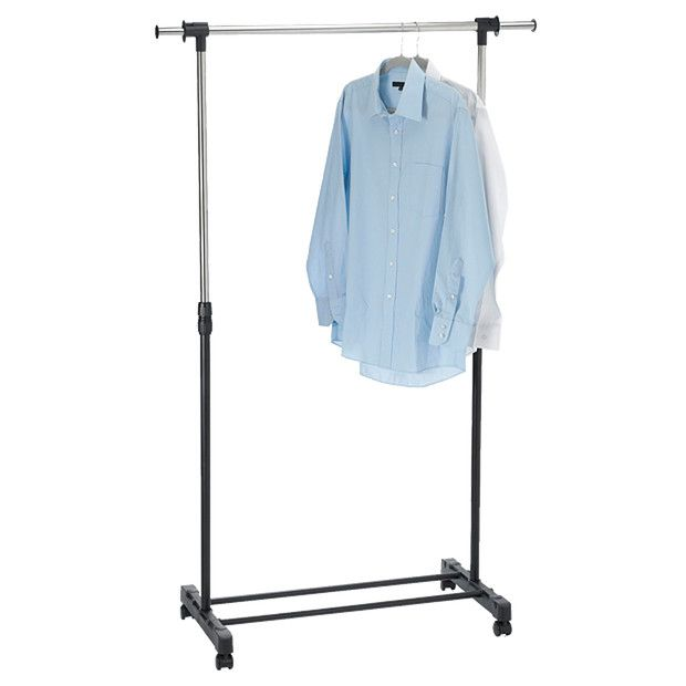Target Clothes Hangers Endearing Extendable Single Garment Rack  Dress To Impress  Pinterest Inspiration