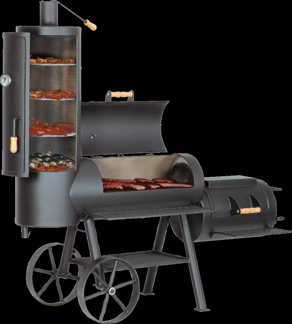 joe s barbeque smoker 20 joe s chuckwagon bbq. Black Bedroom Furniture Sets. Home Design Ideas