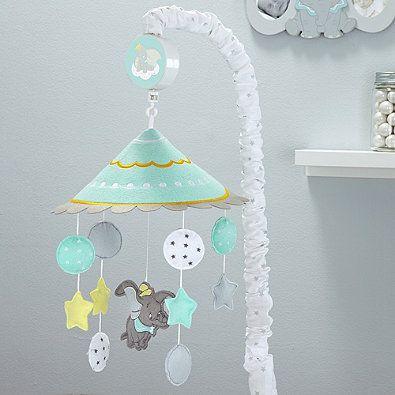 Unisex Baby Crib Rotatable Cute Animal Friends Musical Mobile Refreshment Nursery Décor Mobiles