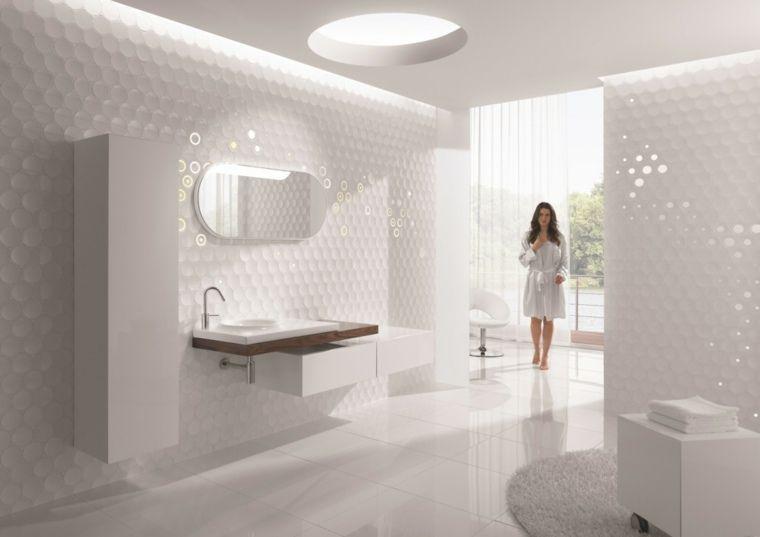 Intérieur maison moderne  plus de 50 idées pour découvrir le blanc - idee deco maison moderne