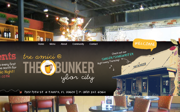 33 Web Design Trends In Cafe And Restaurant Layouts Web Design Trends Web Design Restaurant Layout