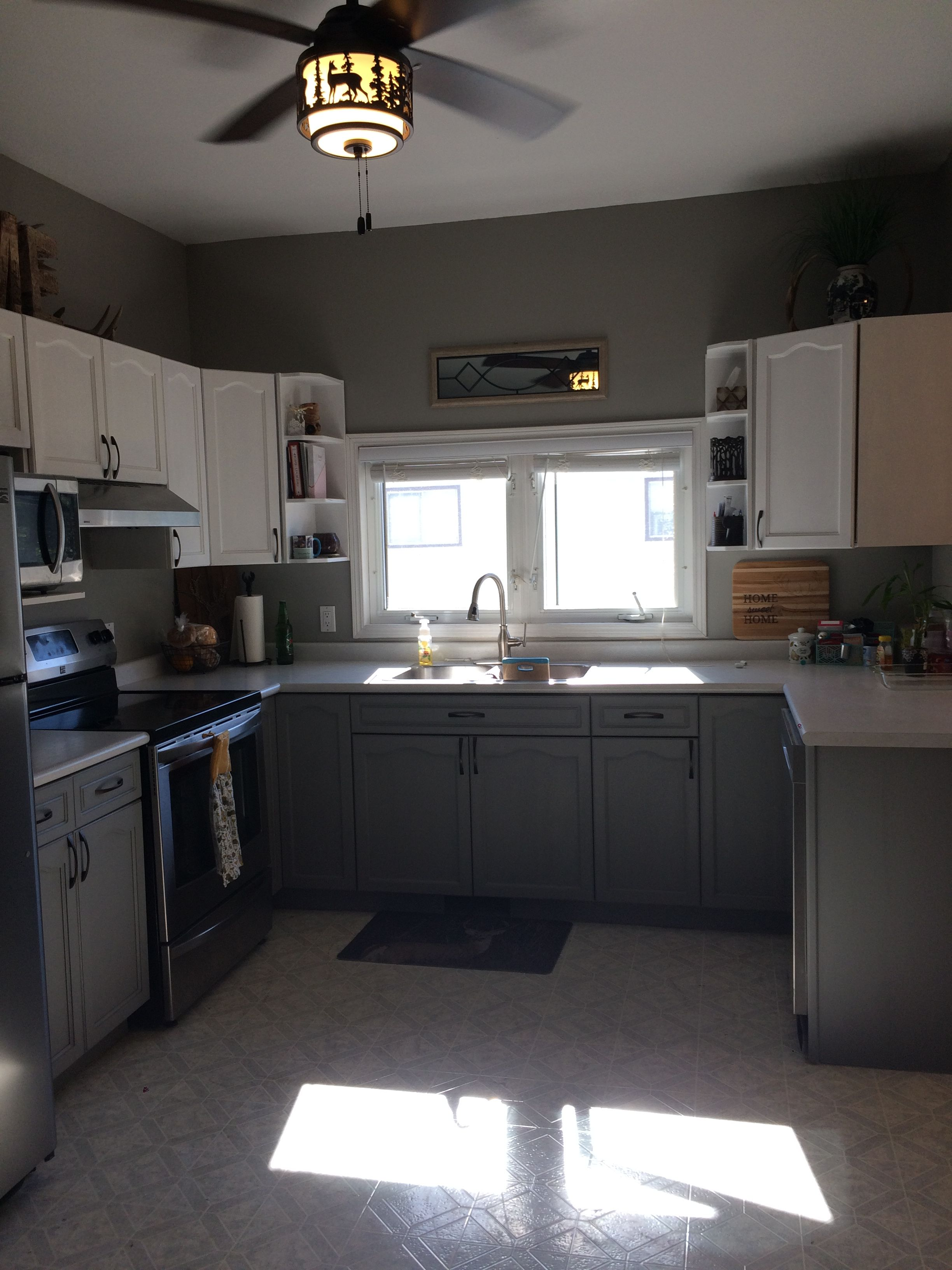 Kitchen Project 2018 Fusion Mineral Paints Casement On Top And Little Lamb On Bottom Kitchen Paint Kitchen Mineral Paint