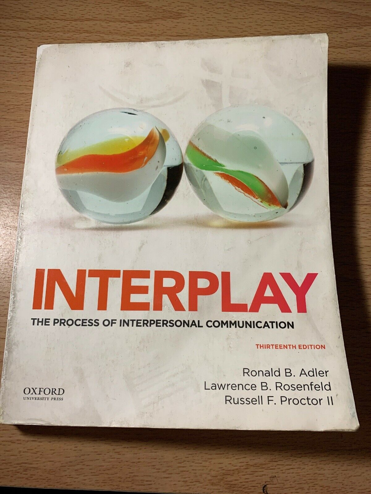12 0 Interplay The Process Of Interpersonal