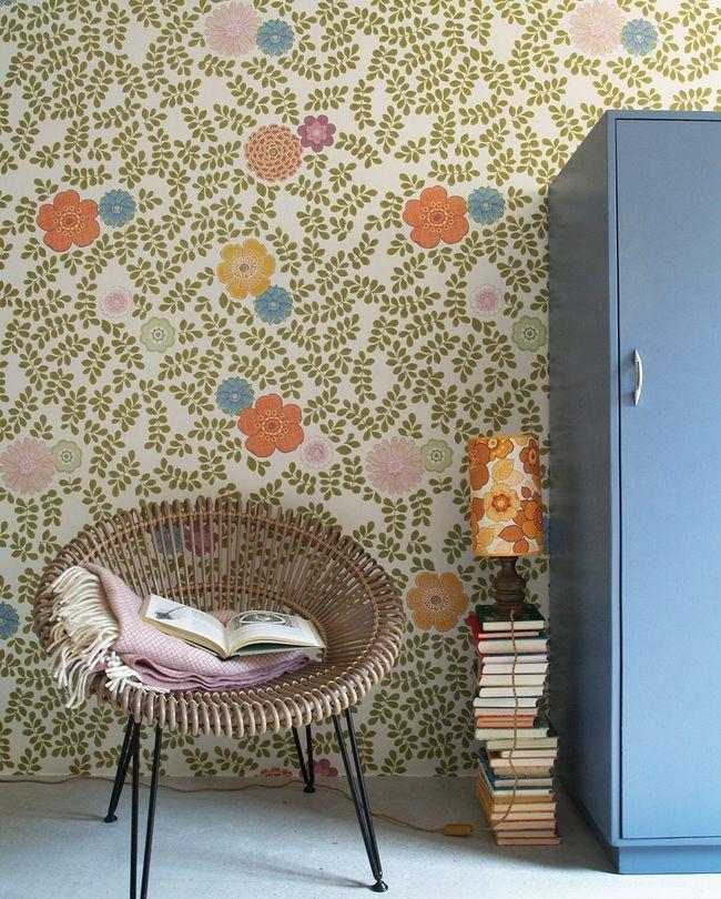 inke scandinave vintage chambre d 39 enfant child 39 s room papier peint peindre et papier. Black Bedroom Furniture Sets. Home Design Ideas