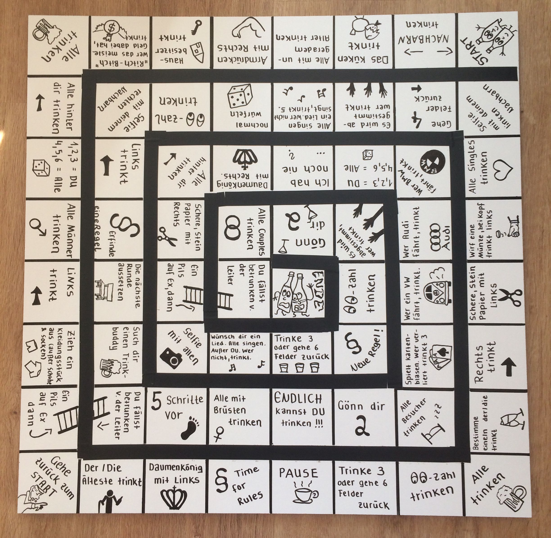 Karten Trinkspiele
