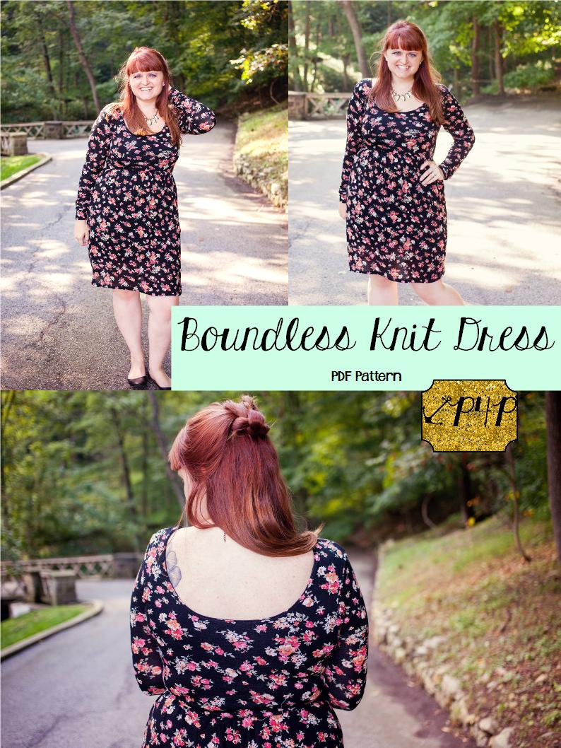Boundless Knit Dress Knit Dress Knit Dress Pattern Patterns