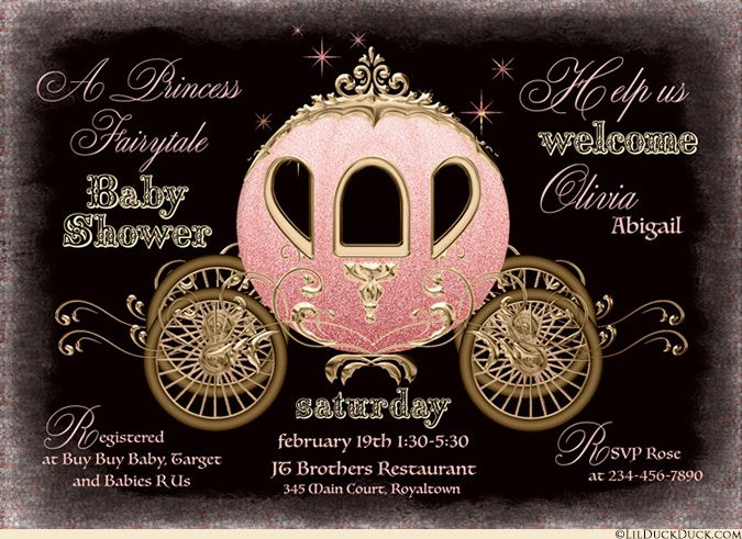 princess baby shower banner in lavender and gold by alldiapercakes, Baby shower invitations