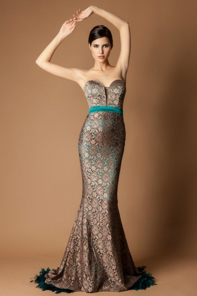 26 Wonderful Evening Gowns For Pretty Women find more women fashion ...