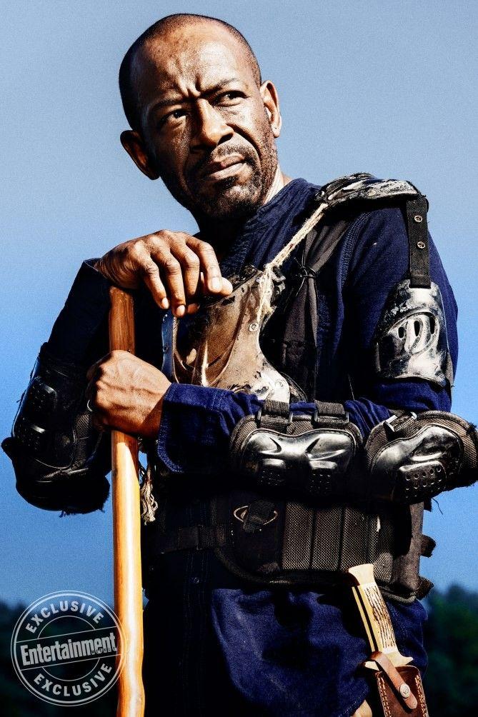 Morgan Season 8