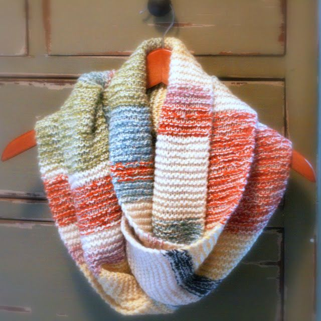 scarf Nutty Irishman Knits