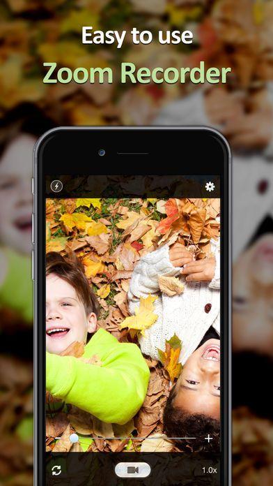 Zoom Recorder Photo Video Utilities Iphone App Zoom Recorder Photo Video Utilities Iphone App Iphoneph Iphone Apps Free Iphone Apps Iphone Photos