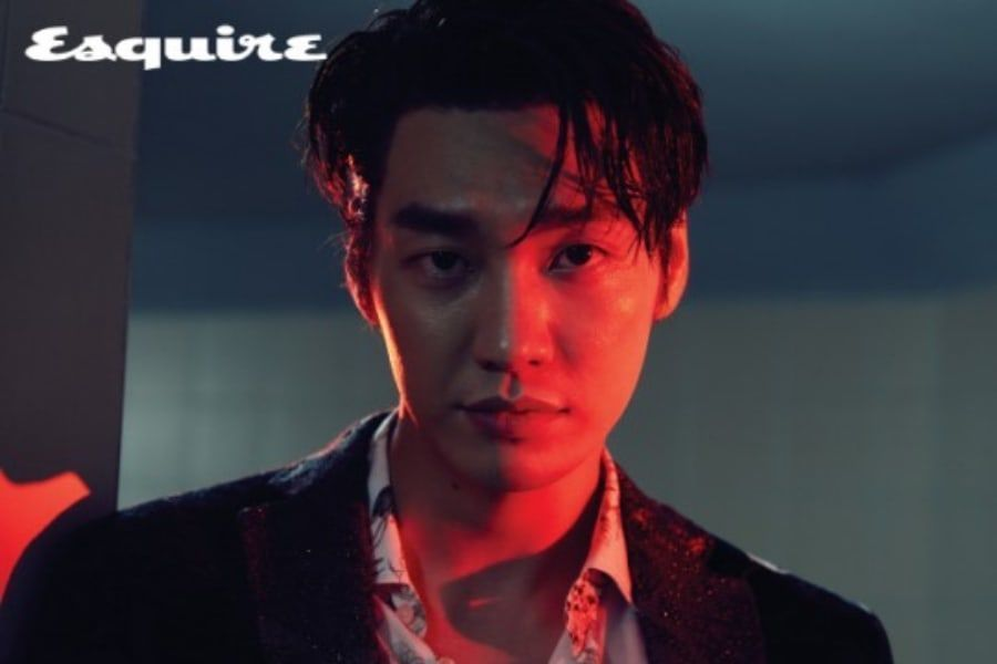 Kim Young Kwang Talks About His Upcoming Action Spy Film