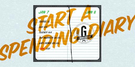 Financial Fitness Task 6: Keep a Spending Diary #30DaysofGOOD - Business - GOOD