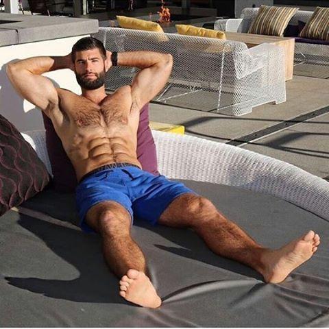 hot naked men barefoot fucking