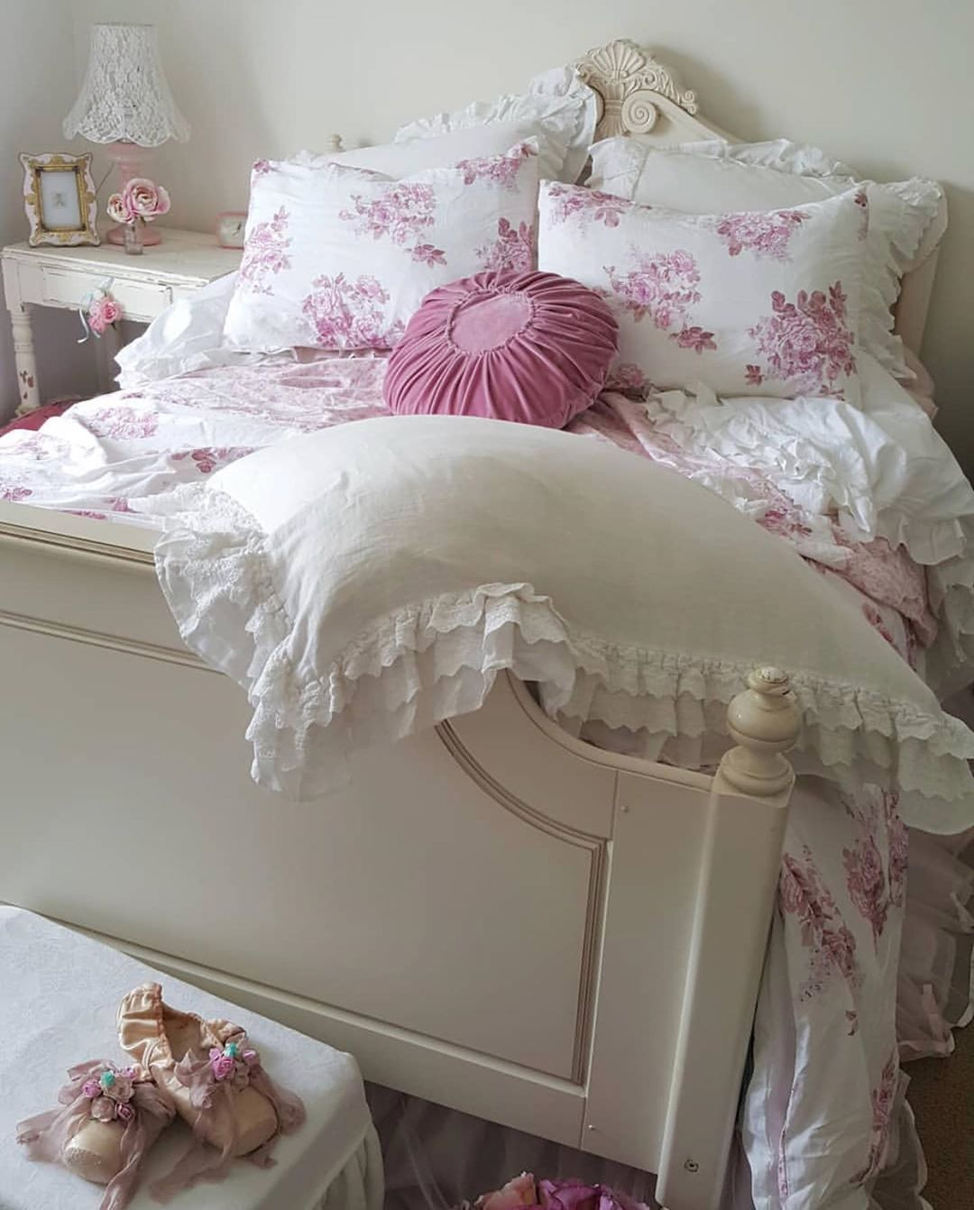 Simply Shabby Chic Bedding Available Target Mixed With Rachel