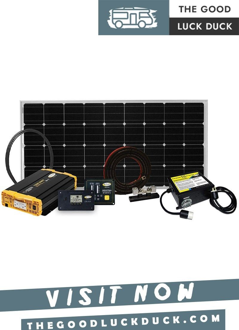 30 Best Rv Solar Panels In 2020 In 2020 Rv Solar Panels Rv Solar Solar Panels