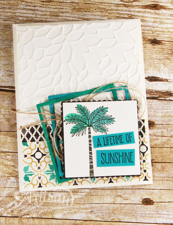 Creating Your Own Tropical Paradise