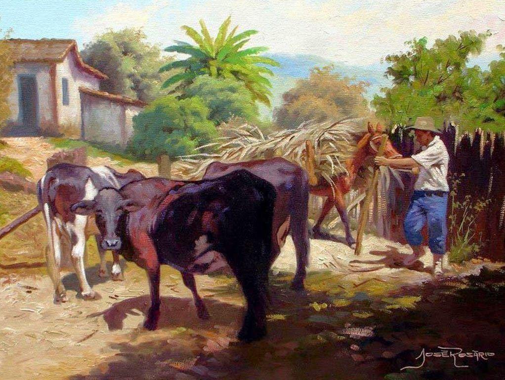 nombres-de-pintores-de-paisajes-contemporaneos | PINTURAS PAISAJES ...