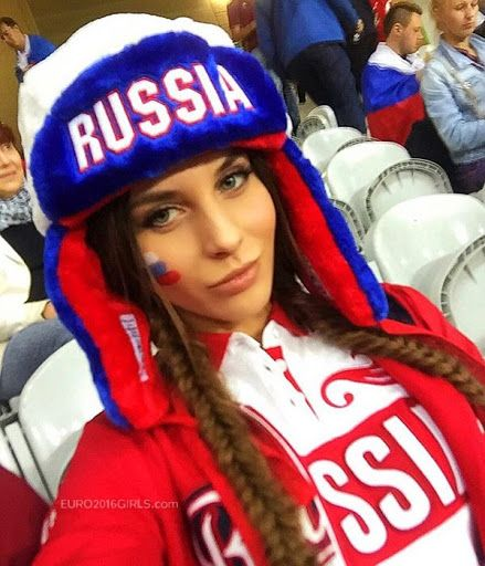 Image result for hot russian soccer fan
