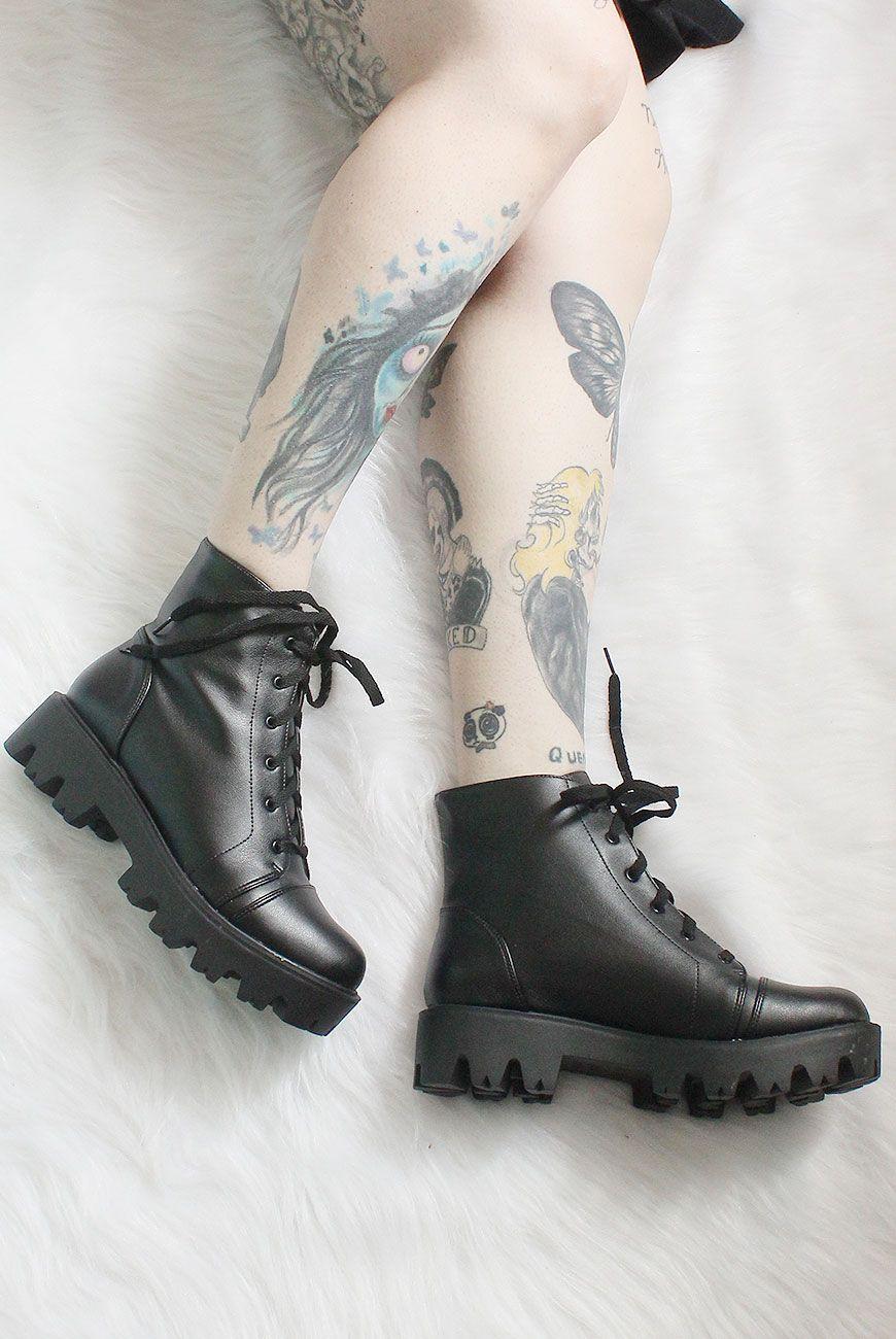 Por Atacado Sapatos De Negros Sem Laços Compre Baratos