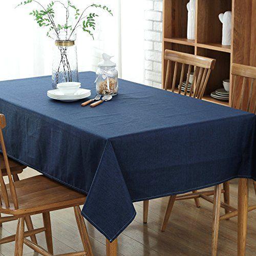 Mh Rita Continental Simple Tables Cotton Linen Tablecloths