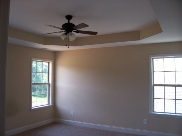 <3 the tray ceiling!