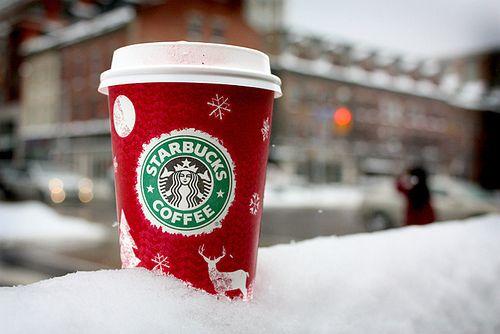Starbucks Christmas Coffee.It S A Wonderful Life Winter Starbucks Christmas