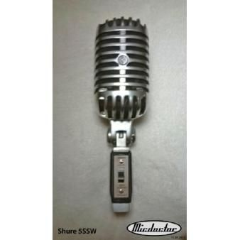 shure 55 sw from my collection image shure 55 microphone for sale shure 55 vintage microphone. Black Bedroom Furniture Sets. Home Design Ideas