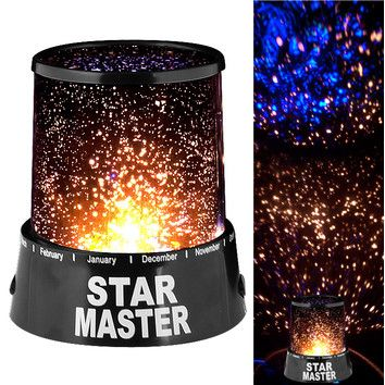 Trademark Global Trademark Global Star Projector Light Children\u0027s