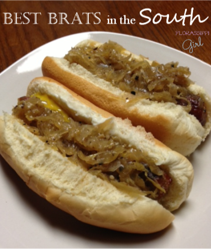 Florassippi Girl: Best Brats in the South!
