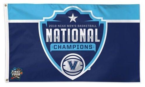2018 Final Four Banner Flag