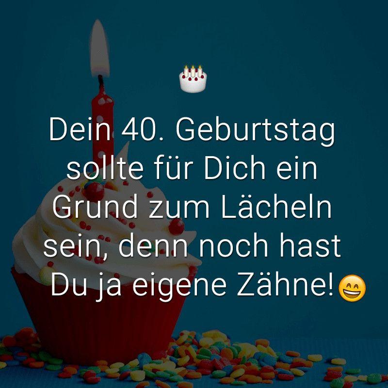 Alles Gute Zum 40. Geburtstag Lustig