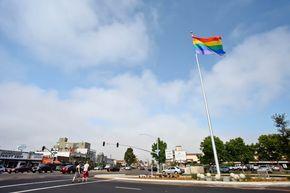 Hillcrest Pride Flag Pride Flags Hillcrest Pride
