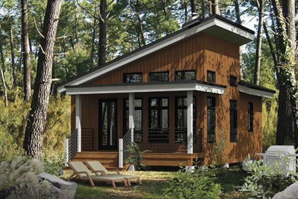 pente du toit permet fen tres zone du haut plan petite maison pinterest pente du toit du. Black Bedroom Furniture Sets. Home Design Ideas