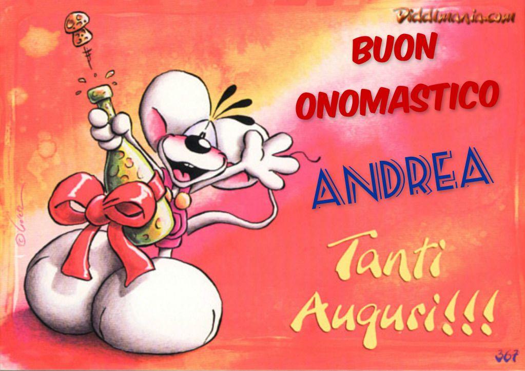 S Andrea Buon Compleanno Compleanno Auguri Di Compleanno