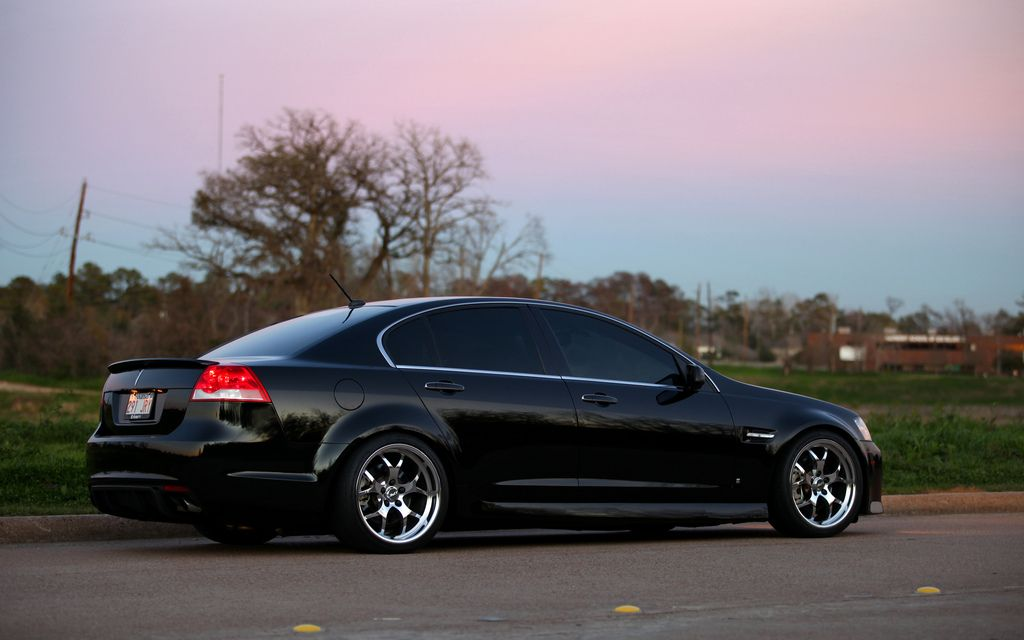 Ccw Wheels Are Perfect For These Cars Car Junk Pontiac G8 Cars