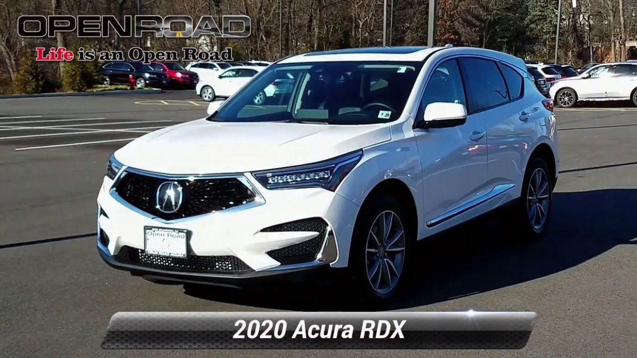 2020 Acura Rdx V6 Turbo New Review Di 2020