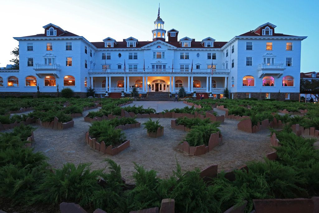 Hotel That Inspired The Shining Builds On Its Eerie Appeal