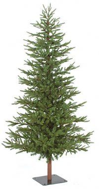 Forest Pine Tree Artificial 7 5 Unlit Christmas Trees Artificial Christmas Tree Christmas Tree Forest