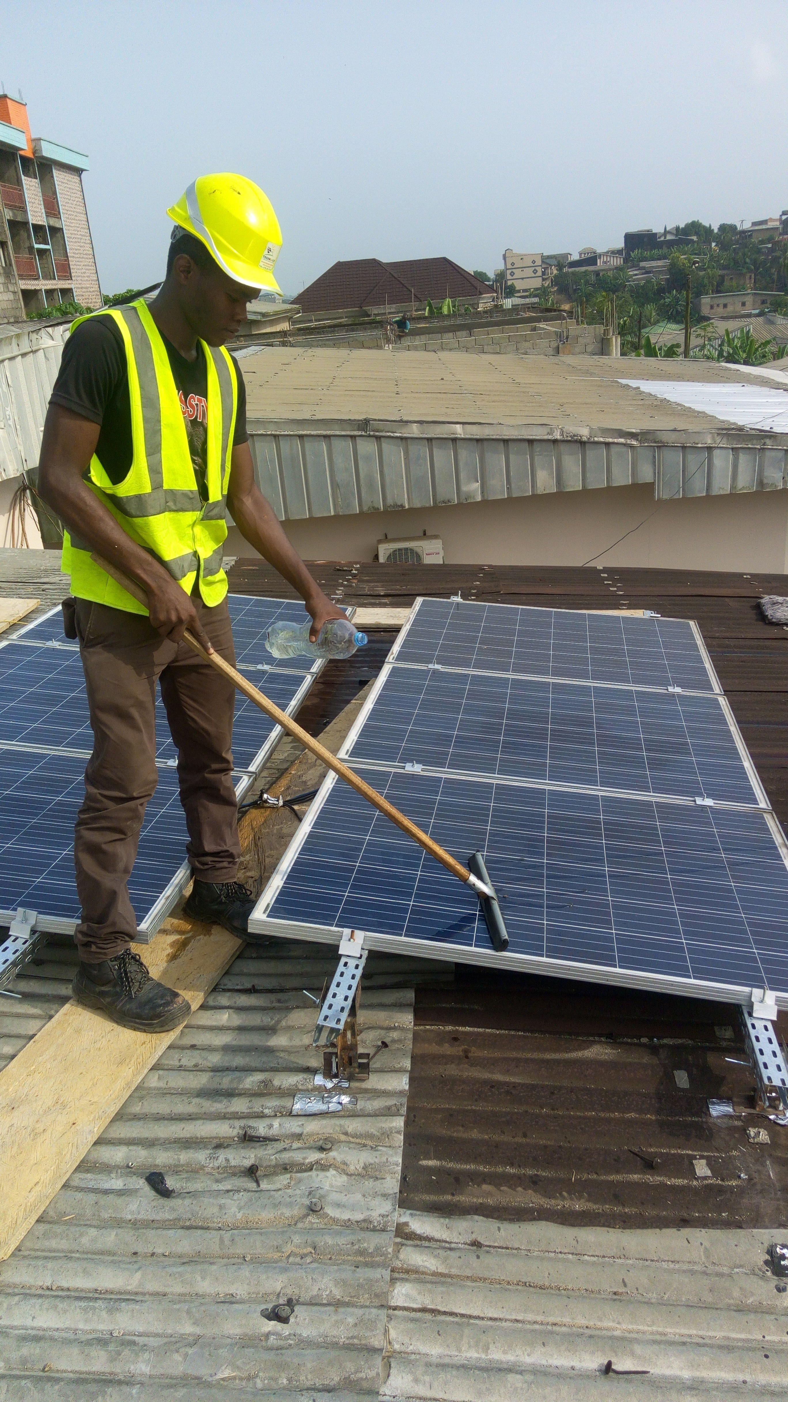 Aucune Description Alternative Pour Cette Image Douala Energie Renouvelable Douala