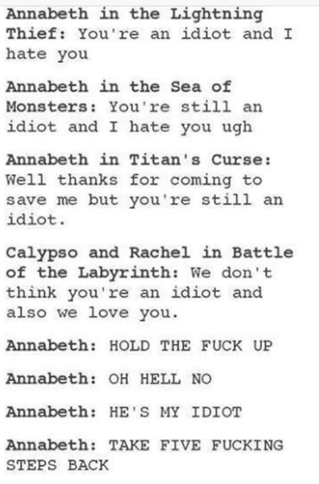 Percy Jackson And Annabeth Chase Love Fanfic | Sante Blog