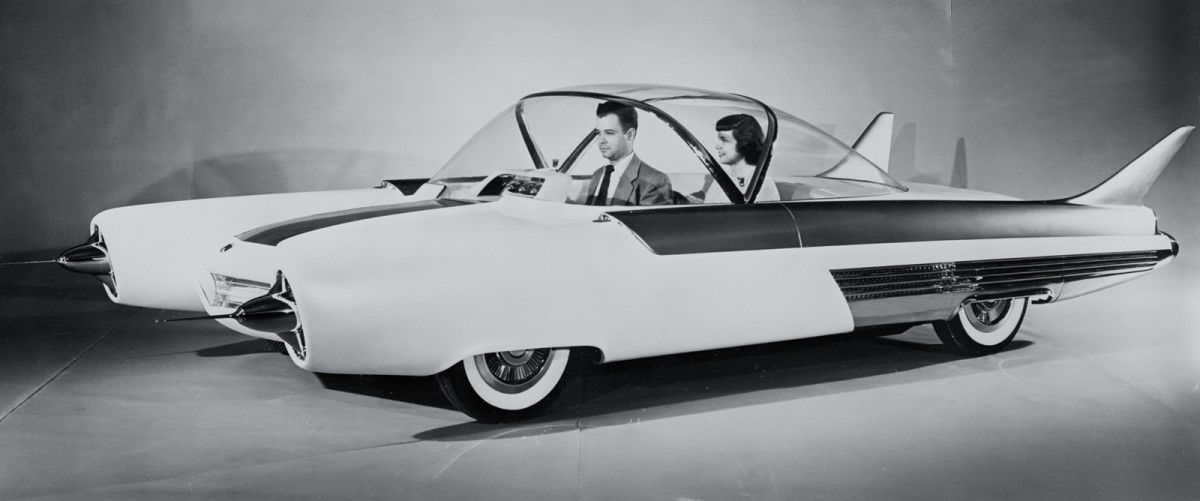 Days Of Future Past The Most Stunning Vintage Concept Cars Concept Cars Vintage Concept Cars Vintage Concepts