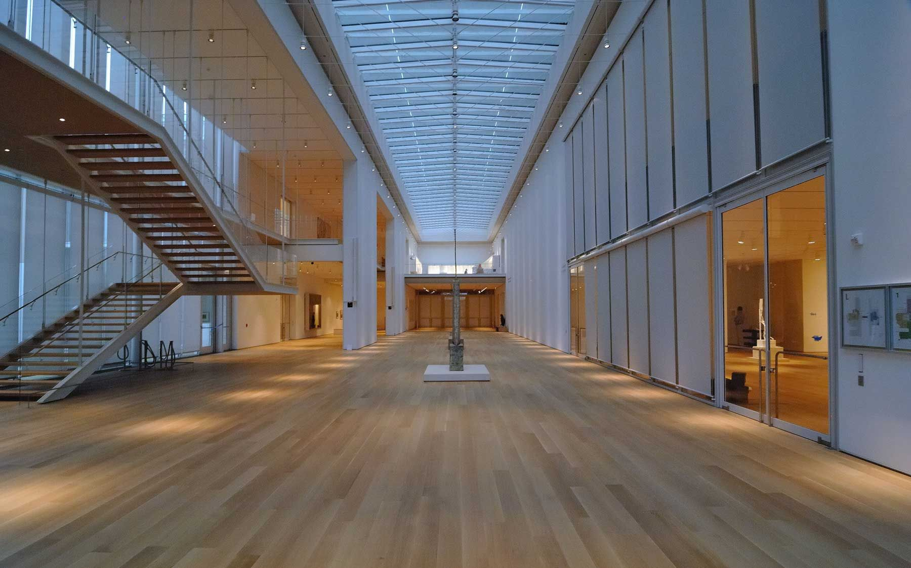 Art Institute of Chicago Modern Wing in United States by Renzo Piano  architecture design