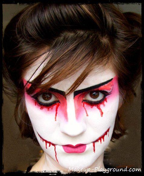 geisha zombie makeup | Hocus Pocus | Pinterest | Zombie, Halloween ...