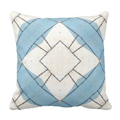 Handwrought Basic Throw Pillow