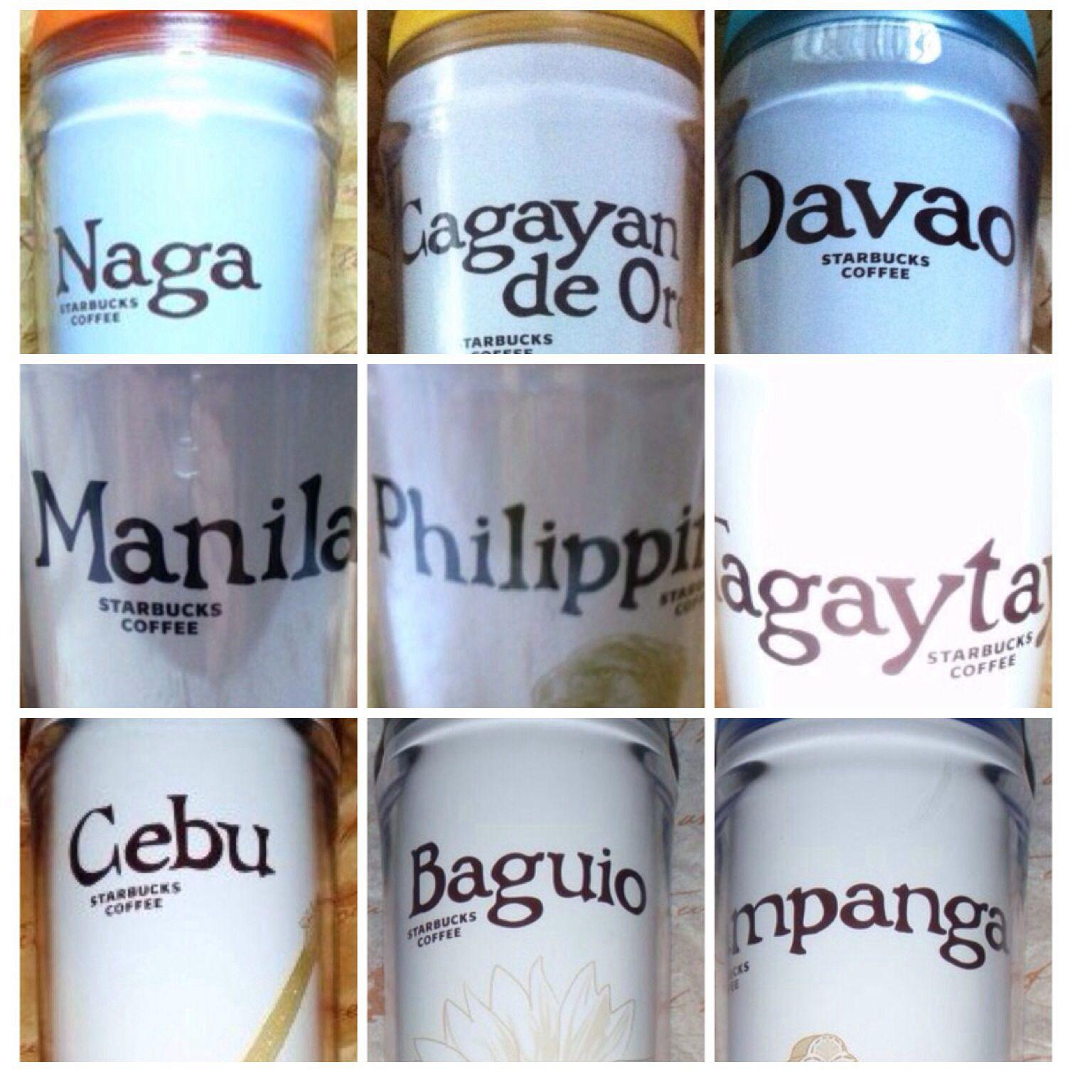 philippines starbucks icon mug tumbler collection