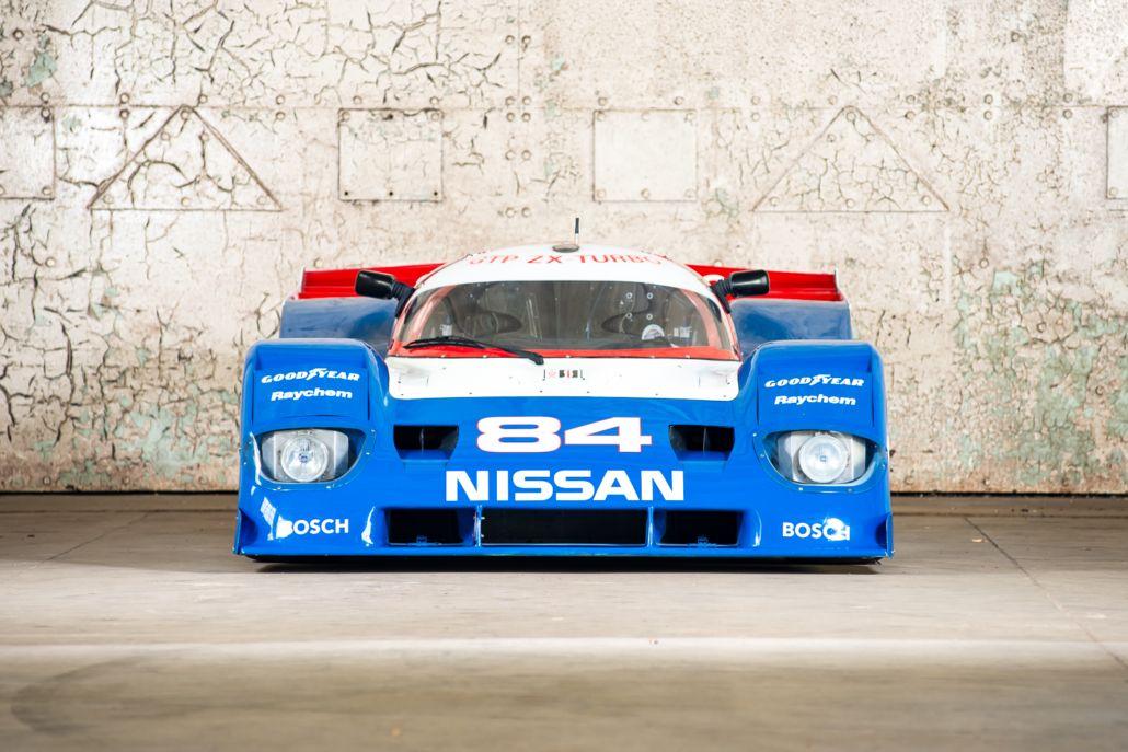 Nissan NPT90 Group C Nissan, Car trade, Datsun
