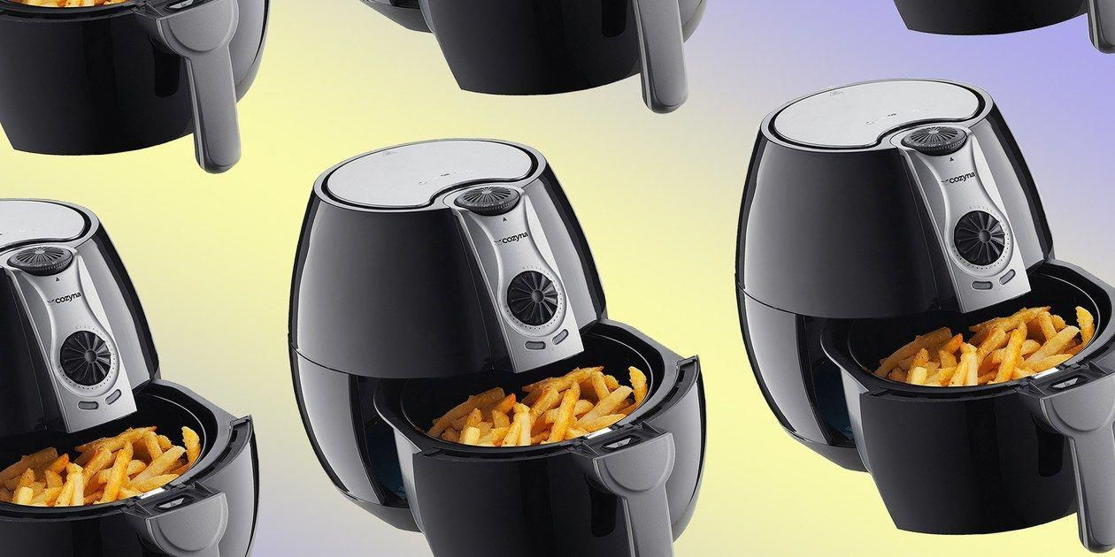 A Skeptic's Guide to the Air Fryer Air fryer, Air fryer